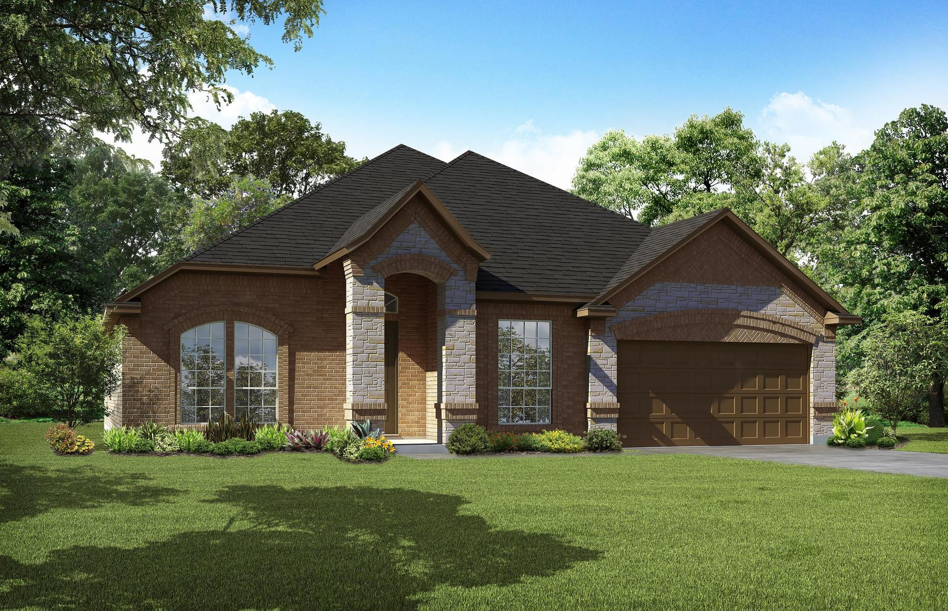Exterior:2671 A with Stone