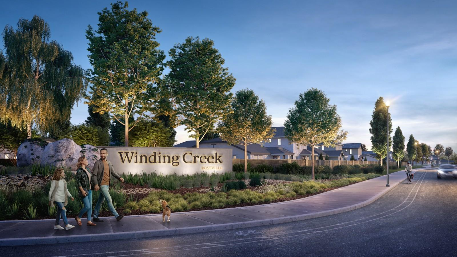 Winding Creek,95661