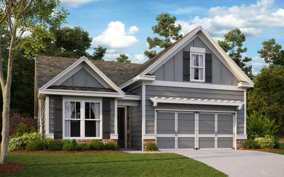 Brookhaven:Elevation A