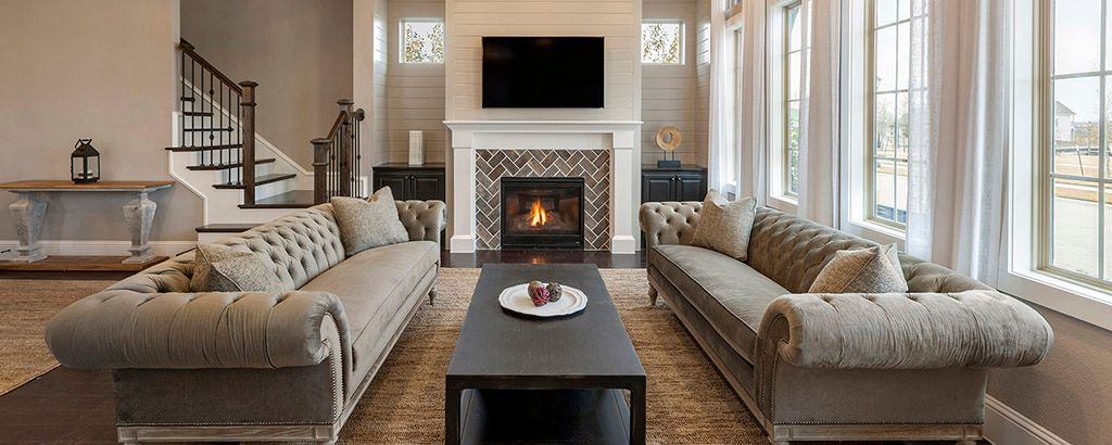 Interior:Home Plan by Ashton Woods