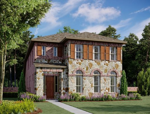 Exterior:Owens Home Plan by Ashton Woods