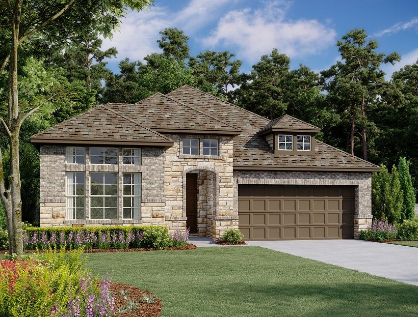 Exterior:The Parks at Legacy - Pecos Elevation Image 1