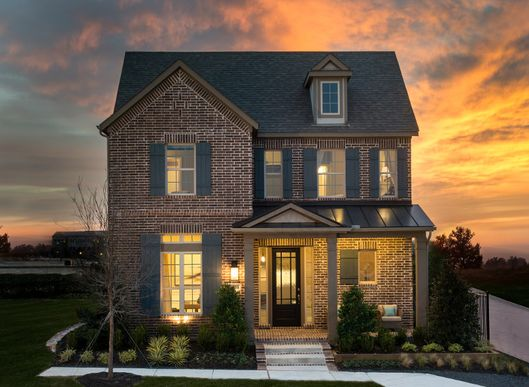 Exterior:Holland Home Plan by Ashton Woods