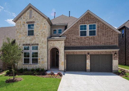 Exterior:Doral Home Plan by Ashton Woods