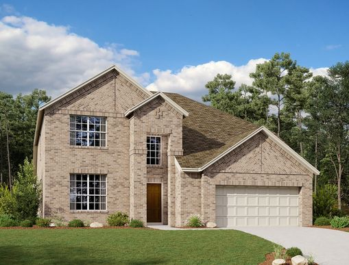Exterior:Tyler Home Plan by Ashton Woods