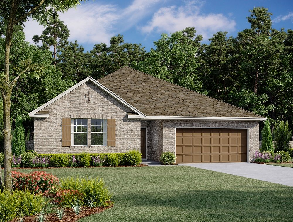 Exterior:Jackson Home Plan by Ashton Woods