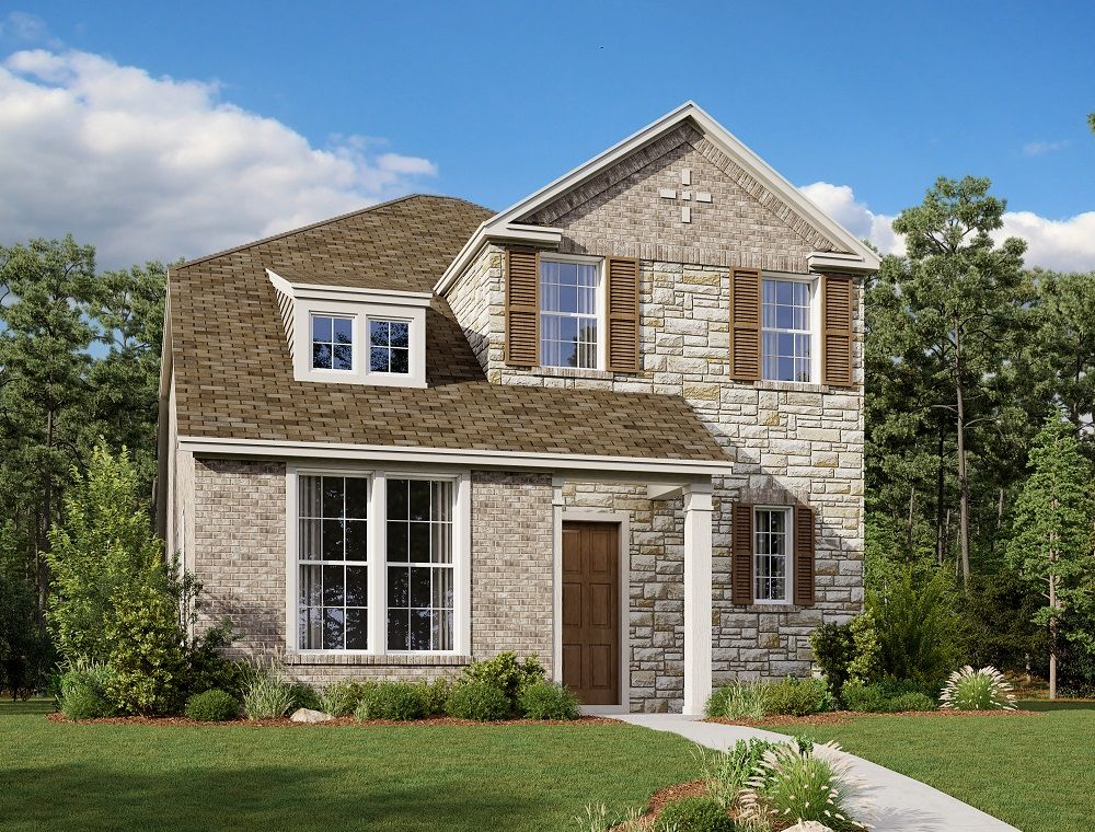 Exterior:Phelps Home Plan by Ashton Woods