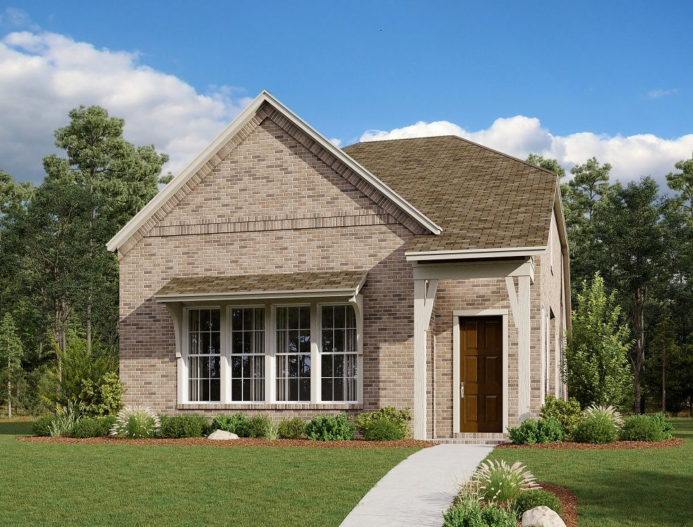 Exterior:Kersee Home Plan by Ashton Woods