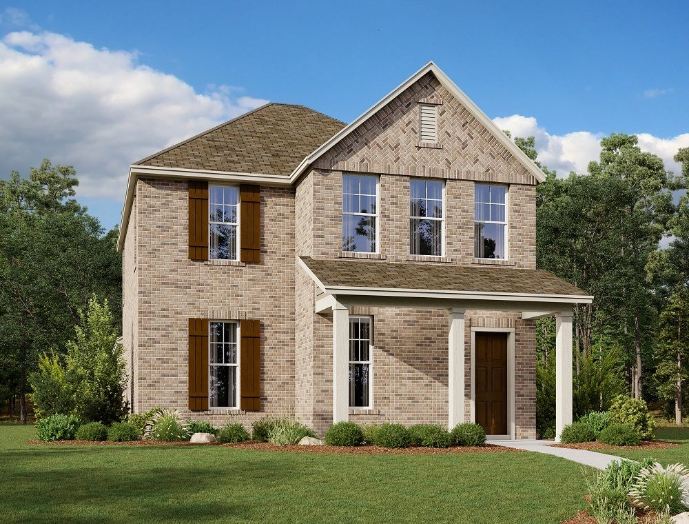 Exterior:Douglas Plan by Ashton Woods