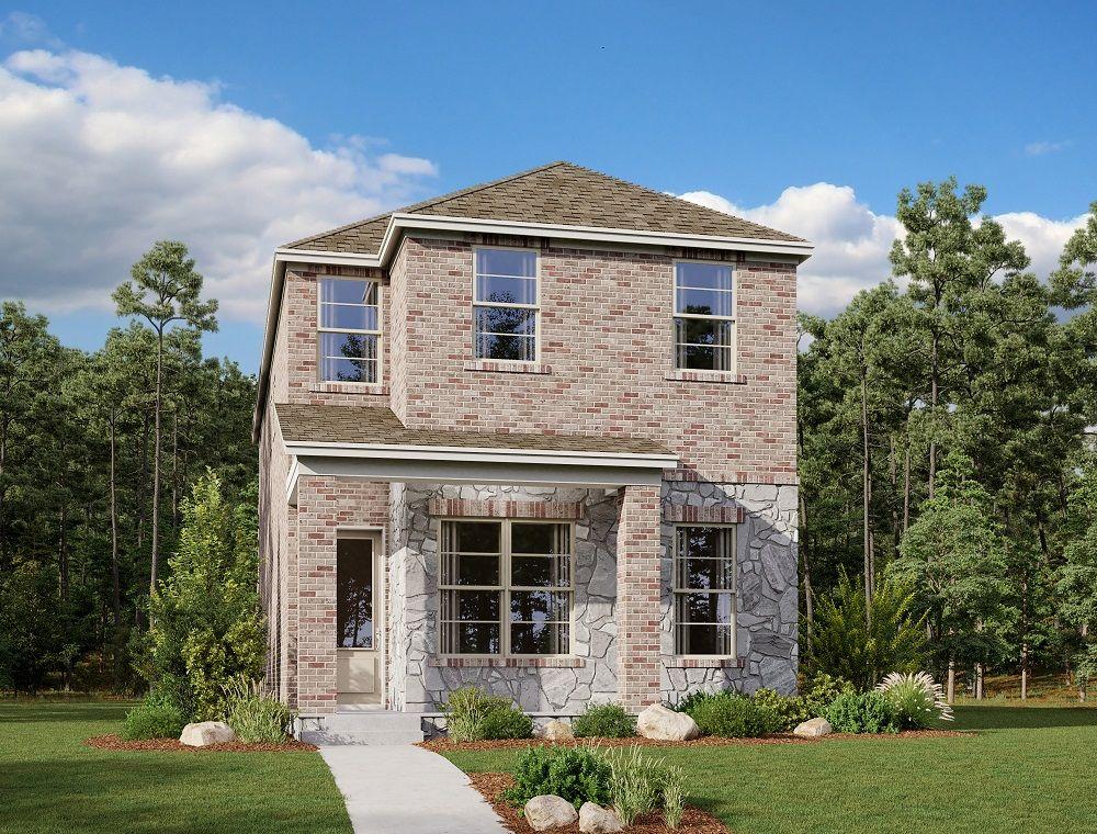 Exterior:Urban Trails Cottages - Hondo Elevation Image 1