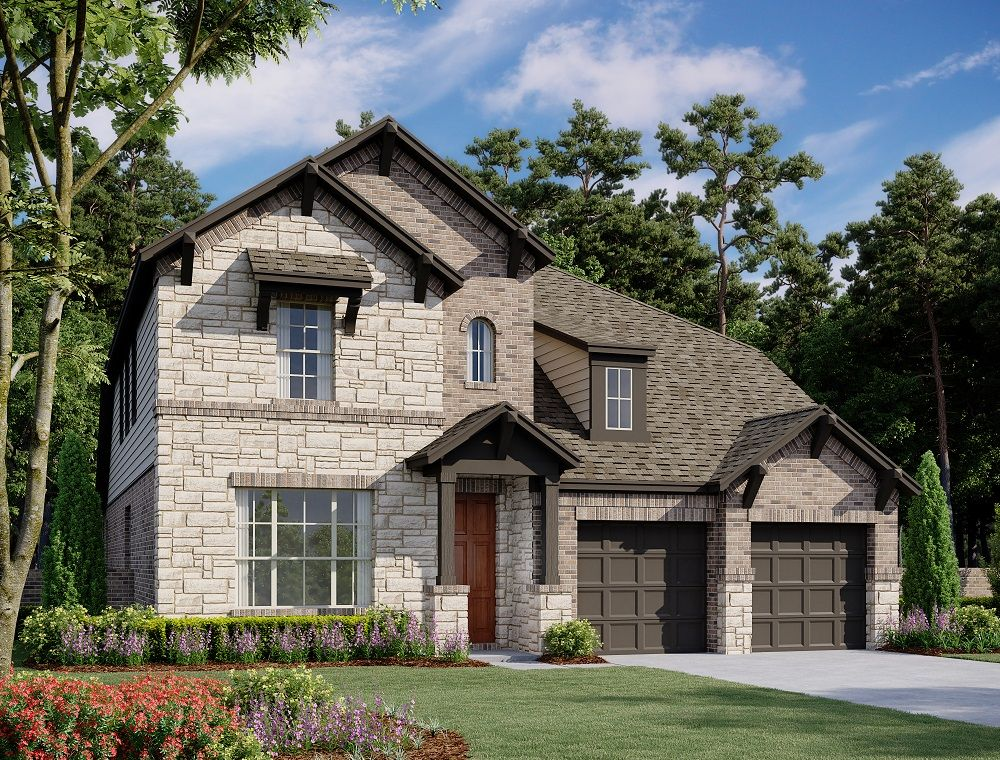 Exterior:Meridian at Southgate - Katy Elevation Image 1
