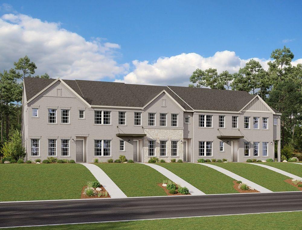 Exterior:Duke Home Plan by Ashton Woods