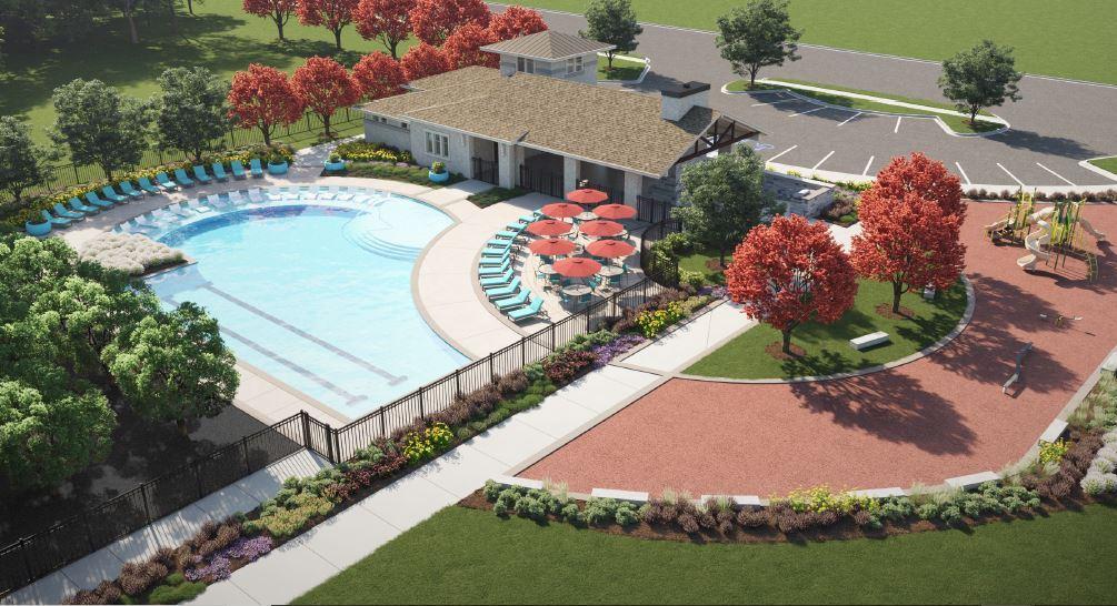 Exterior:4008 Blue Stem Boulevard Elevation Image 1