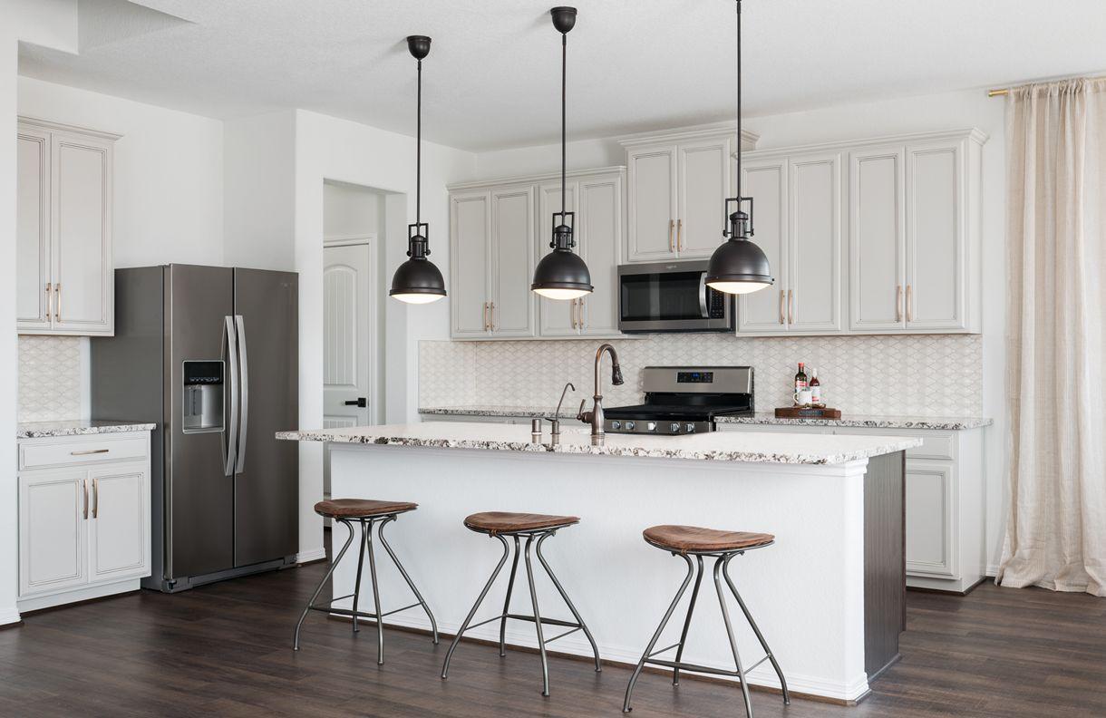 Interior:Thames Kitchen