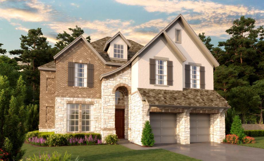 Exterior:4411 Millstone Drive Elevation Image 1