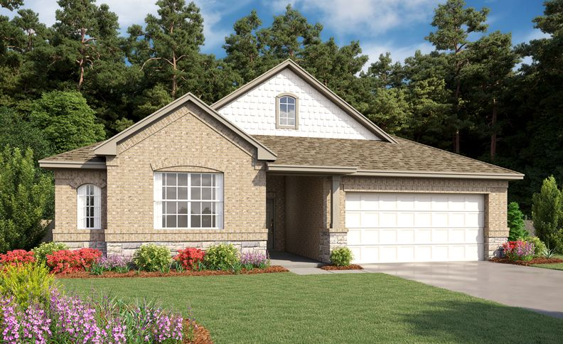 Exterior:9718 Dancing Grass Drive Elevation Image 1