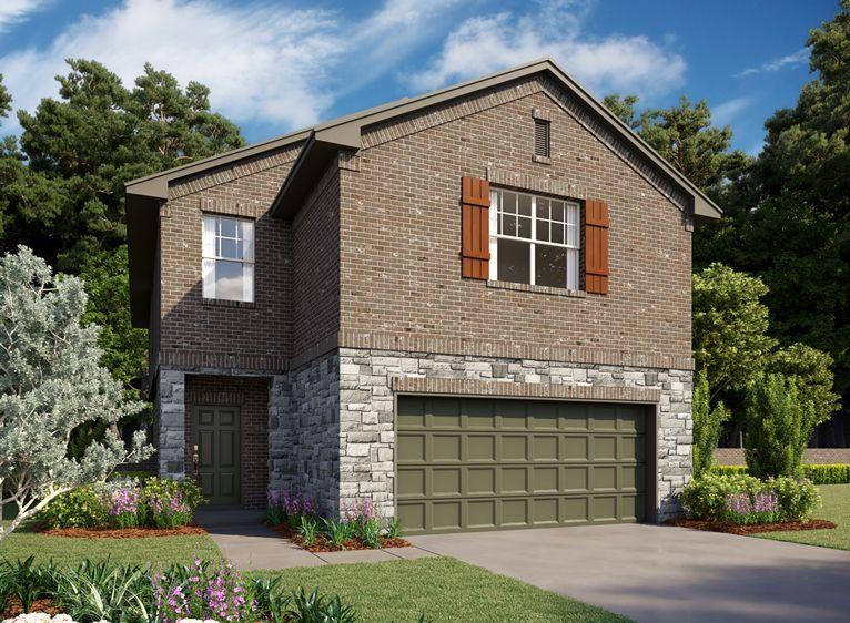 Exterior:10122 Granite Grove Lane Elevation Image 1
