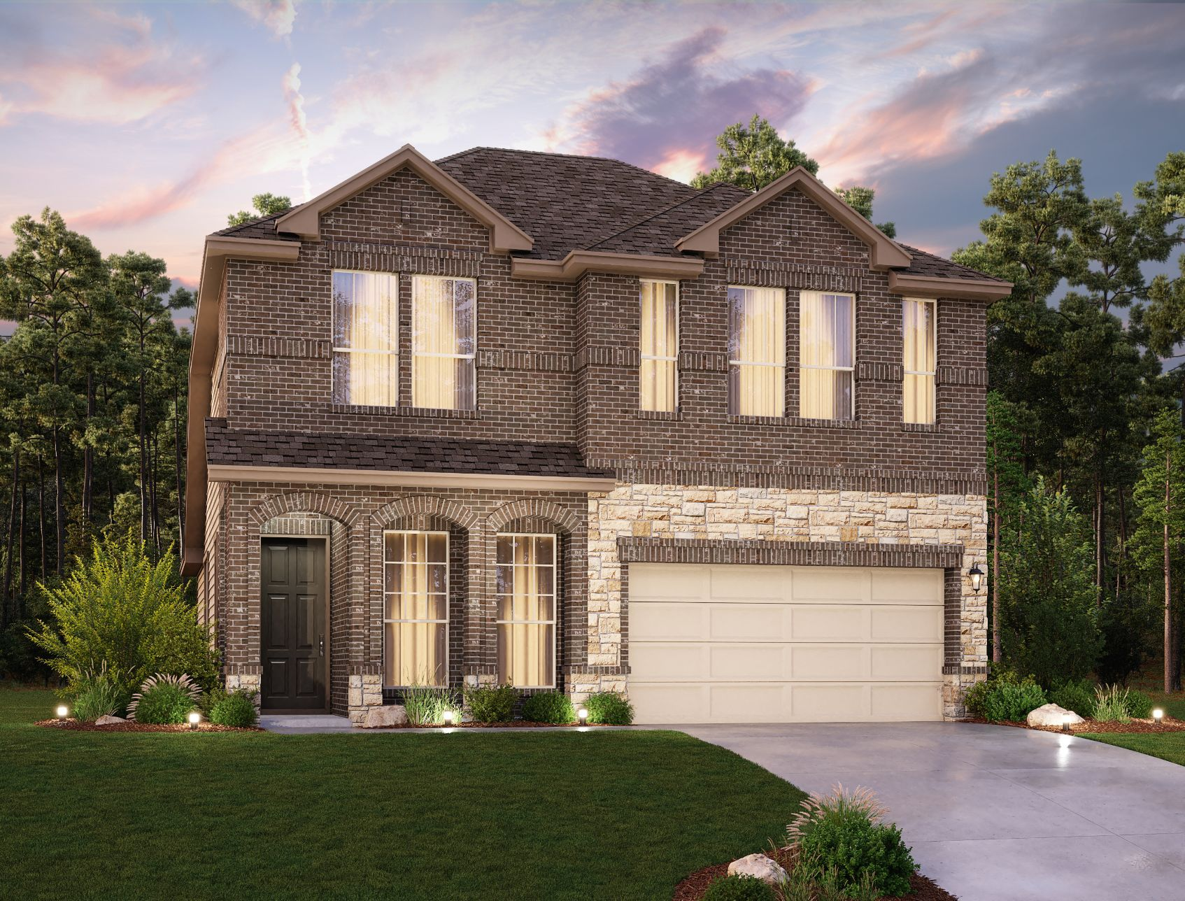 Exterior:2109 Sand Lily Drive Elevation Image 1