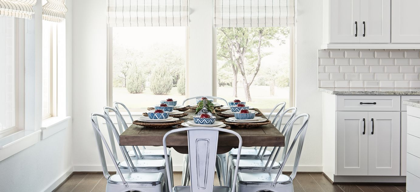 Bella Terra West model Kitchen Nook
