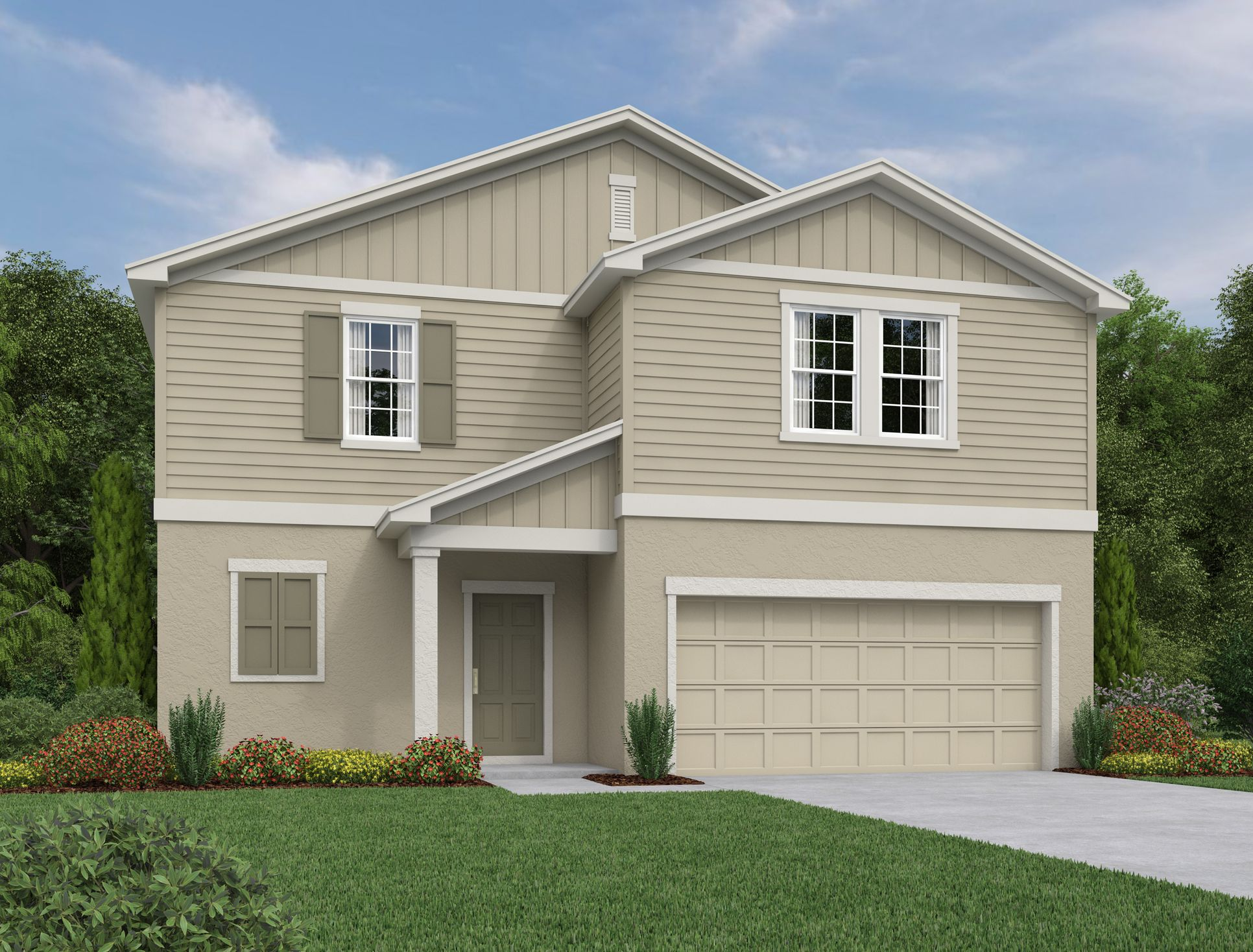 Exterior:Lincoln Oaks - Carlsbad Elevation Image 1