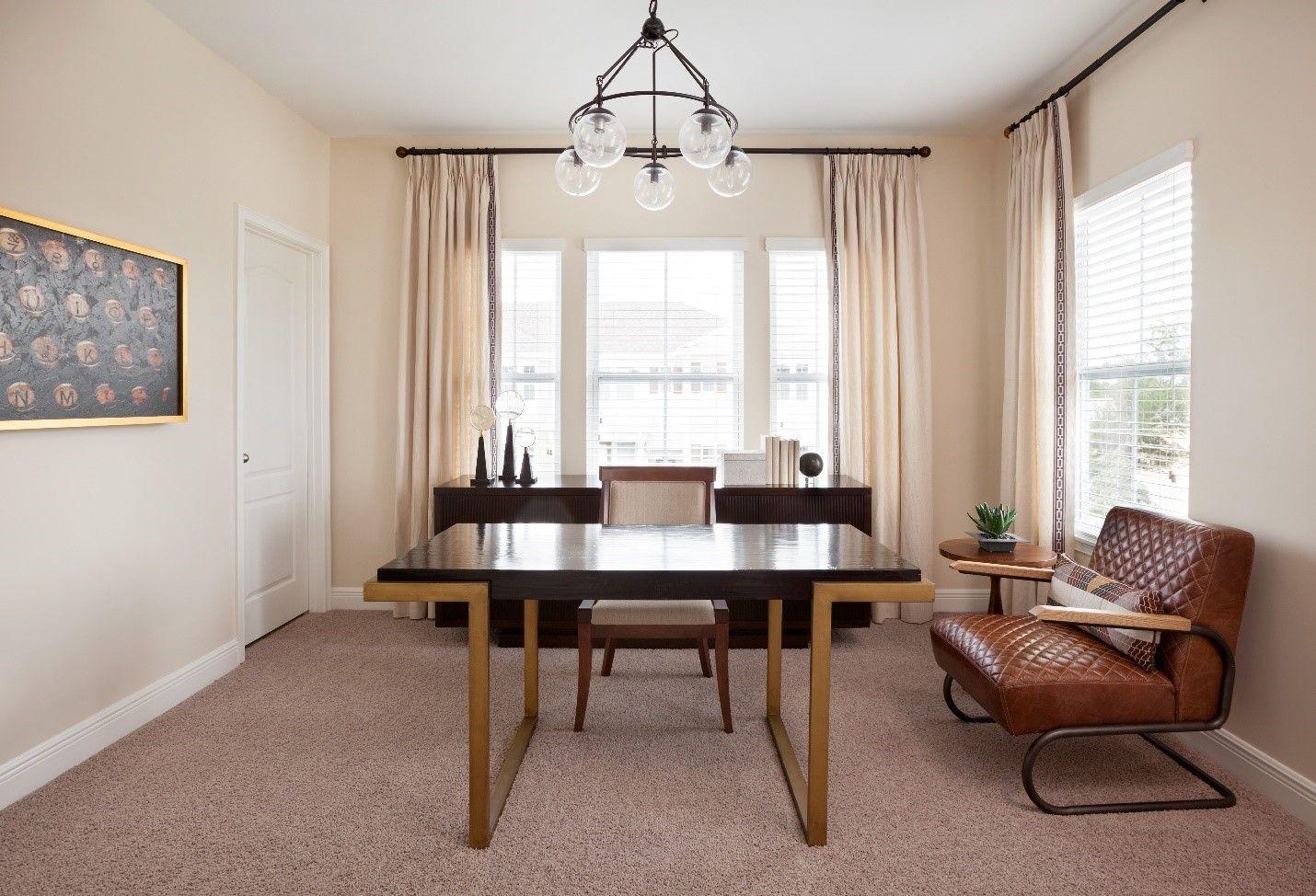 Interior:Laureate Park Townhomes - Kilmer Interior Image 1