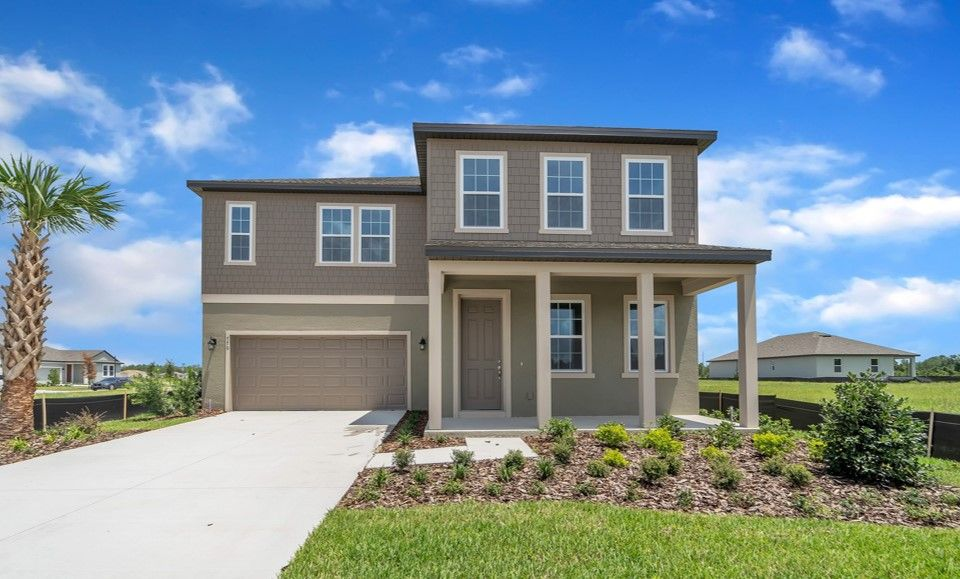 Exterior:770 Steerview St - Lot 161 Elevation Image 1