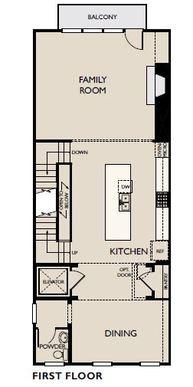 Floor Plan:Aria - Beecham Plan Image 1