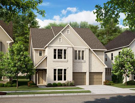 Exterior:Kempston Place - Braxton Elevation Image 1