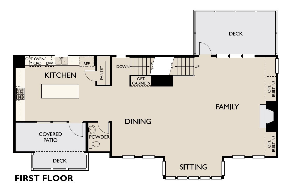 Floor Plan:Reverie on Cumberland - Costello Plan Image 1