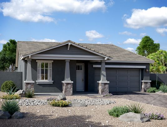 Exterior:Sonoran Place - Serenity Elevation Image 1