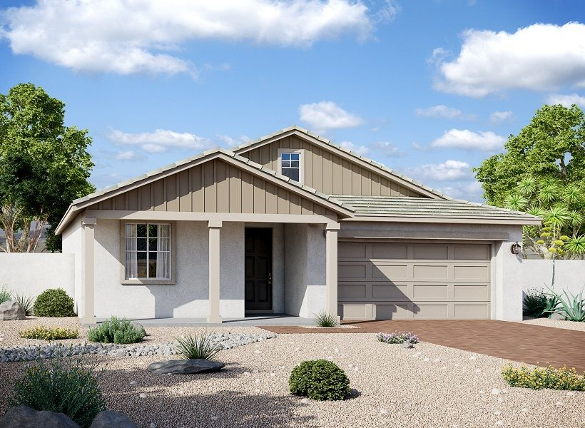 Exterior:The Reserve at Mountain Trails - Clearwater Elevation Image 1