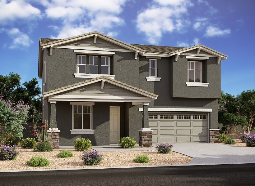 Exterior:Sonoran Place - Oxford Elevation Image 1