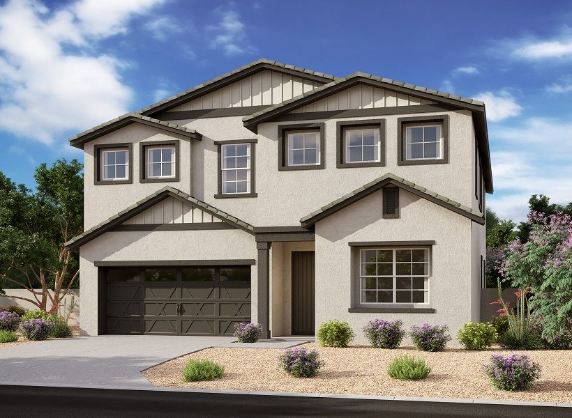 Exterior:Sonoran Place - Stafford Elevation Image 1