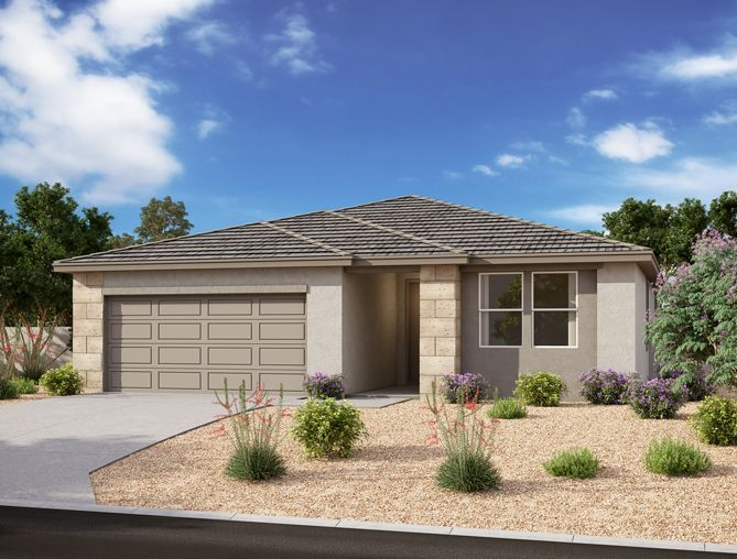 Exterior:10064 E. Revolution Dr. - Lot 255 - Claridge Elevation Image 1