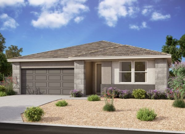 Exterior:10629 S. 55th Drive - Lot 139 - Oasis Elevation Image 2
