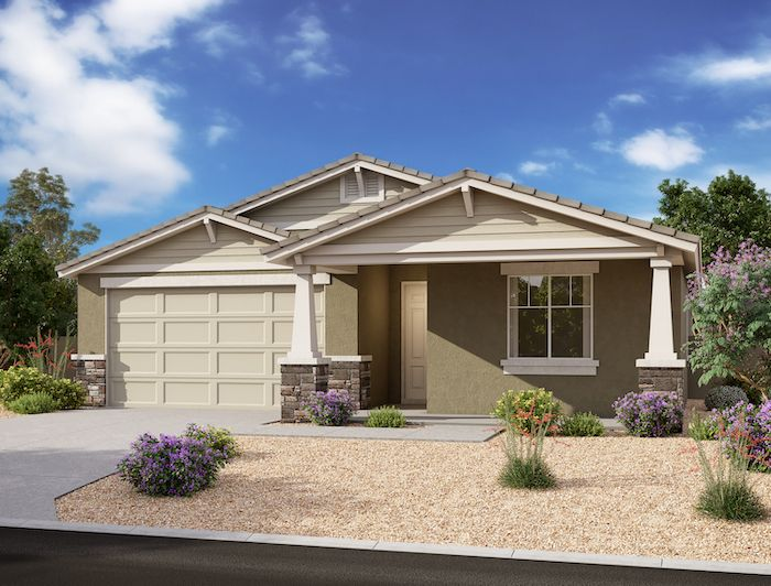 Exterior:5529 W Stargazer Place - Lot 116 - Oasis Elevation Image 2