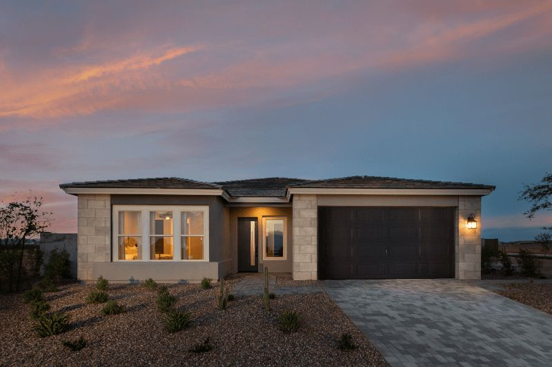 Exterior:4229 S Apollo - Lot 143 - Topaz Elevation Image 2