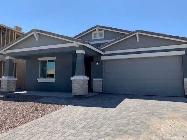 Exterior:10416 S. 56th Lane - Lot 26 - Oasis Elevation Image 1