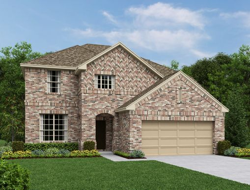 Exterior:Waterford Park - Bandera Elevation Image 1