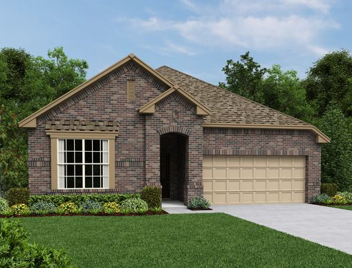 Exterior:Waterford Park - Pecos Elevation Image 1