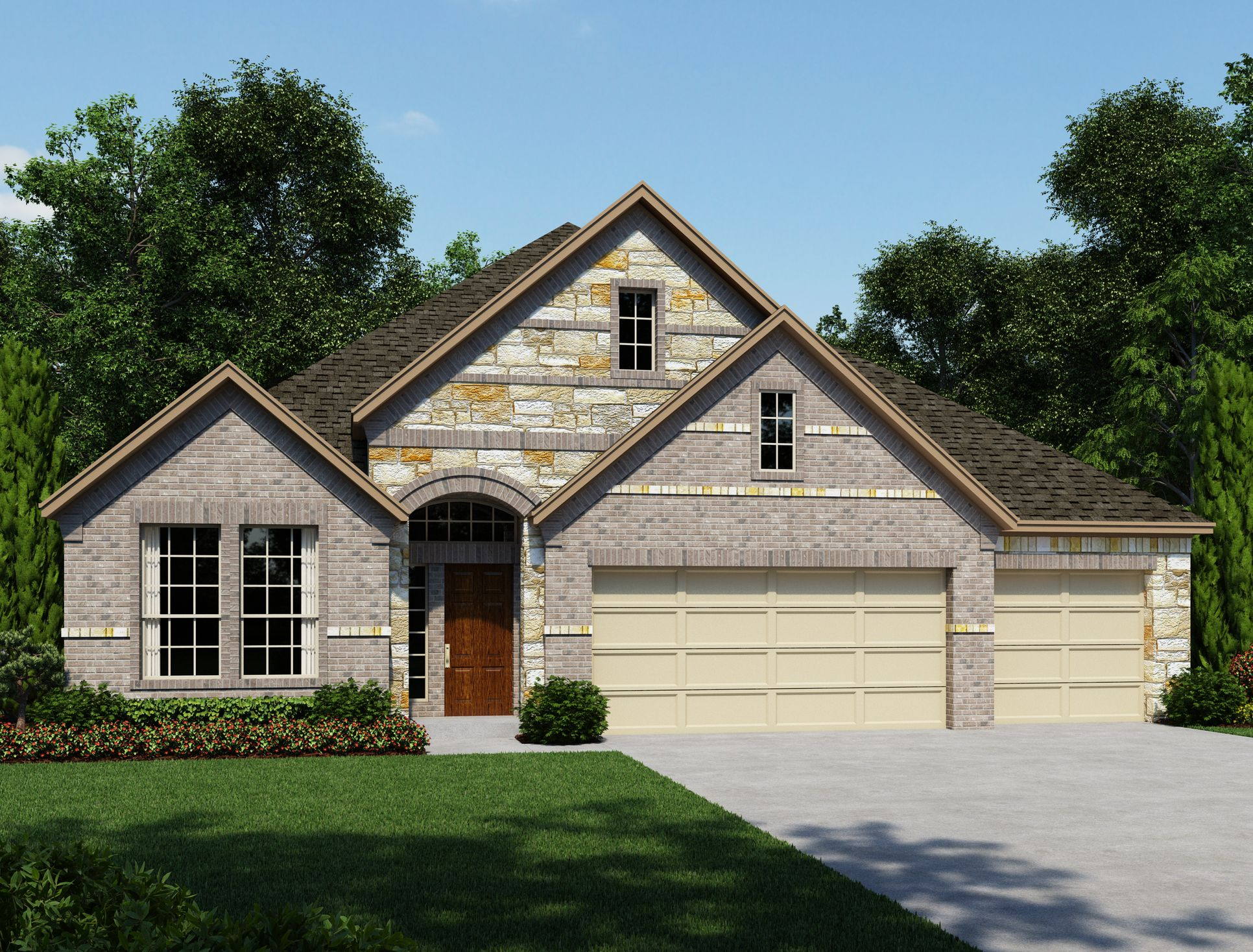Exterior:Cielo Ranch - Cibolo Elevation Image 1