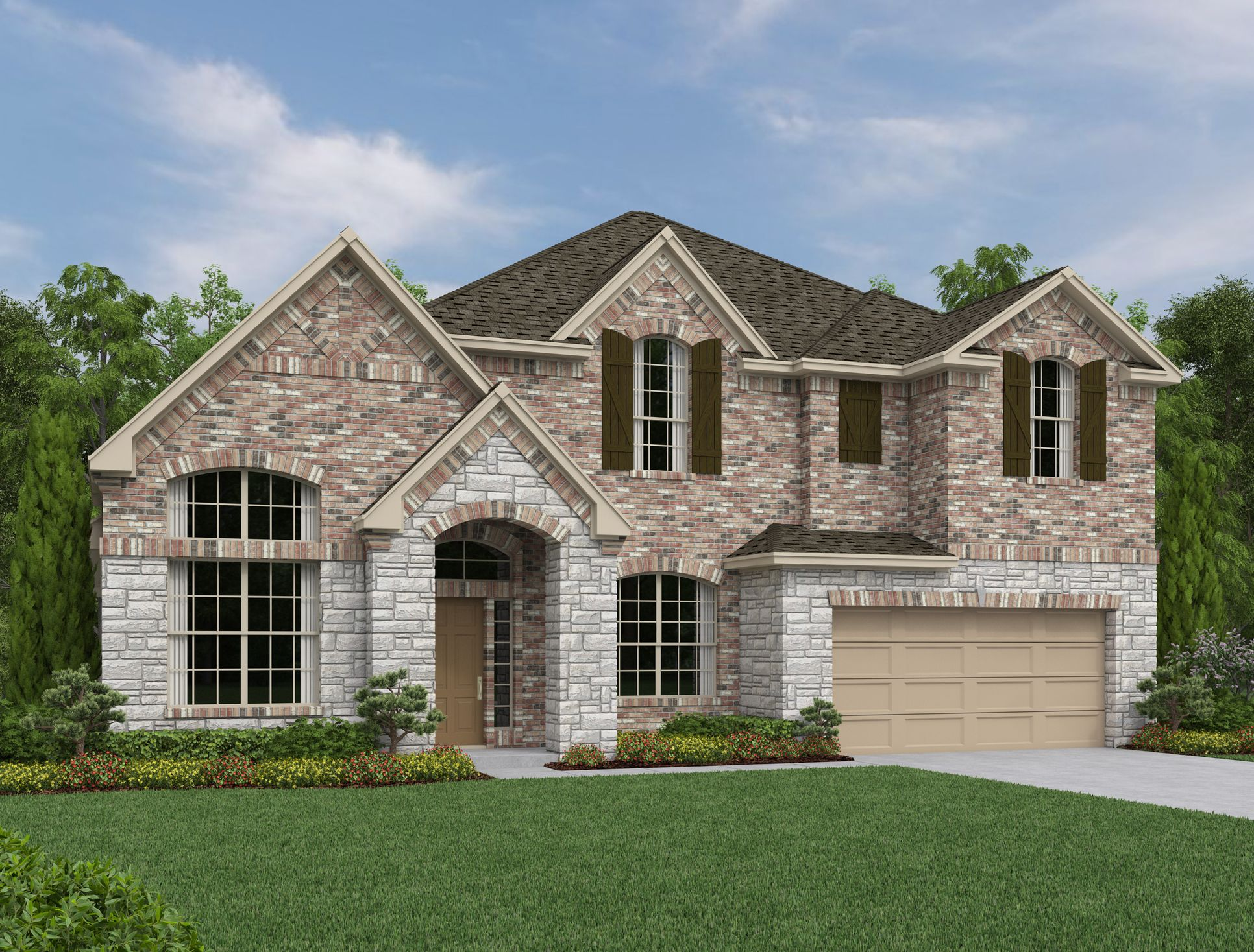 Exterior:Cielo Ranch - Trinity Elevation Image 1