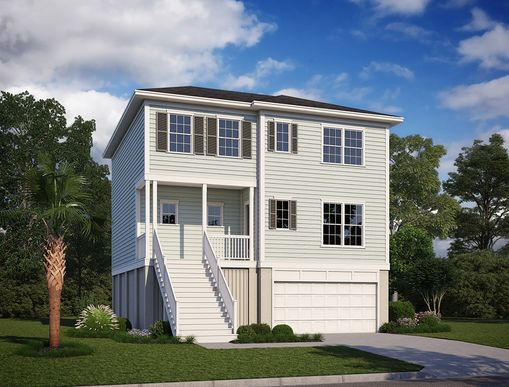 Exterior:Stratton by the Sound - Stono Elevation Image 1