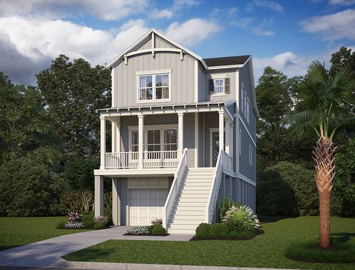 Exterior:Stratton by the Sound - Cooper Elevation Image 1