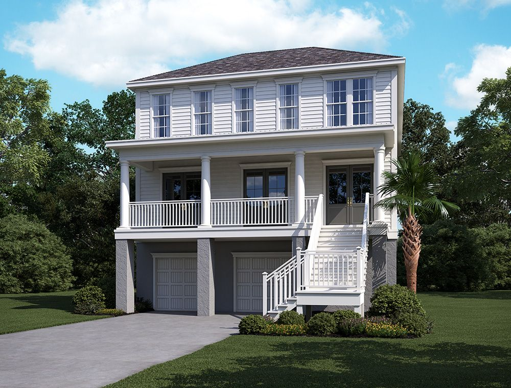 Exterior:Stratton by the Sound - Capers Elevation Image 1