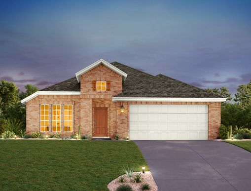 Exterior:Highlands at Mayfield Ranch  - Danbury Elevation Image 1