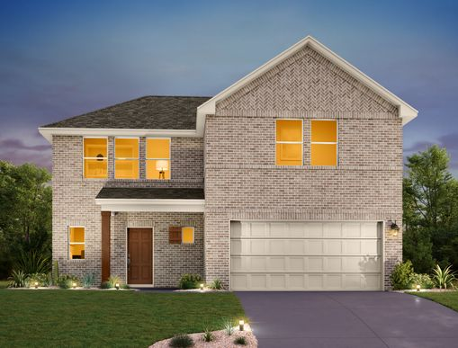 Exterior:Highlands at Mayfield Ranch  - Plymouth Elevation Image 1