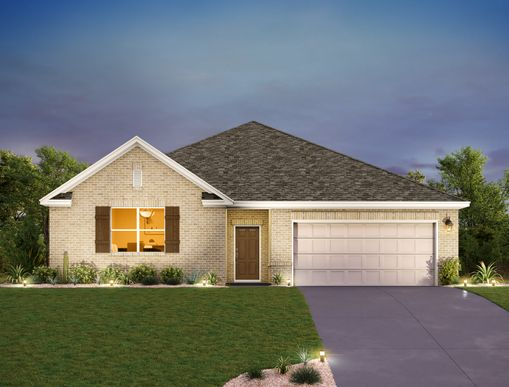 Exterior:Highlands at Mayfield Ranch  - Calvin Elevation Image 1