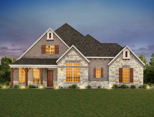 Exterior:Saratoga Hills - Arcadia Elevation Image 1