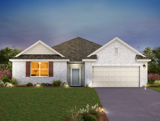 Exterior:Highlands at Mayfield Ranch  - Harris Elevation Image 1